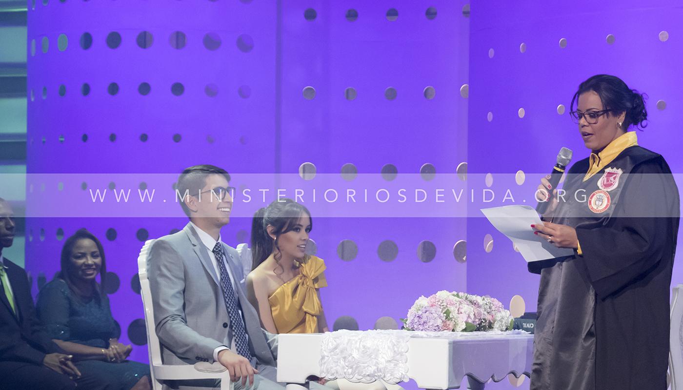 Matrimonio Civil De Pastor Miguel Esteban Y Valentina Arrázola