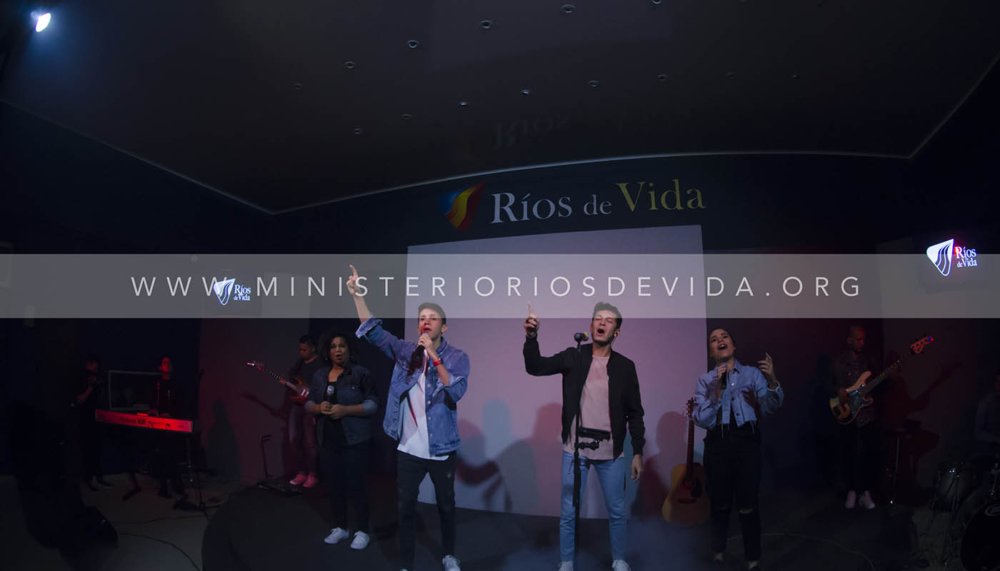 Aniversario # 2 Ríos De Vida Turbaco