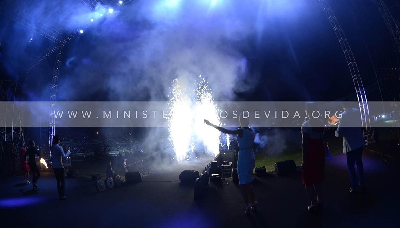 ¡El Gran 20! Bajo El Poder Del Espíritu Santo