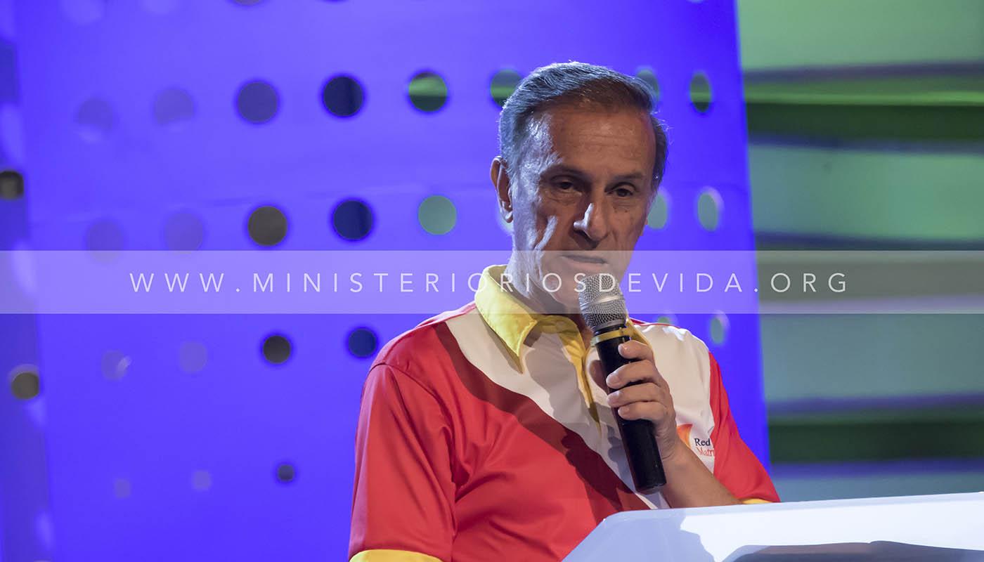 Discipulado General Con el Dr. Alberto Motessi