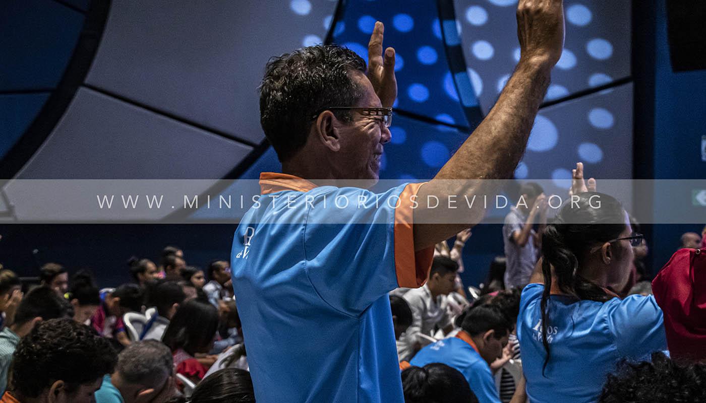 Discipulado General Con El Profeta Victor Villamil